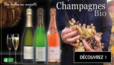 Champagnes bio