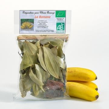 Sachet rhum arrangé banane