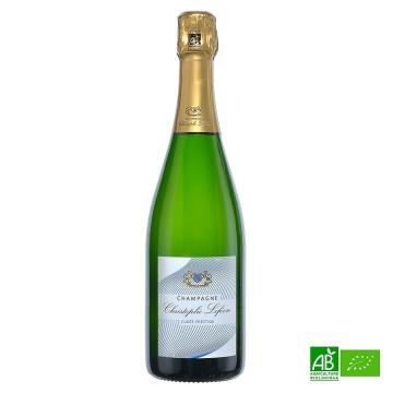 Champagne bio C.LEFEVRE Cuvée Prestige 75cl