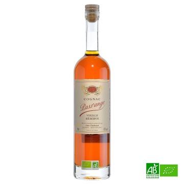 Cognac Pass'Ange bio Vieille Réserve 70cl
