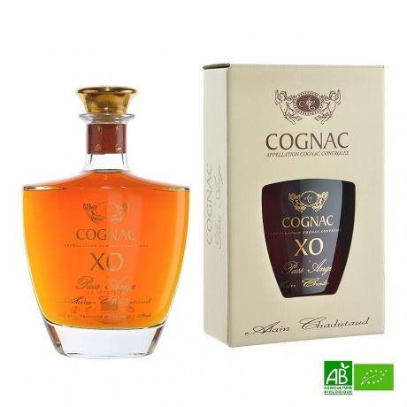Cognac bio Alain CHADUTAUD Pass'Ange XO