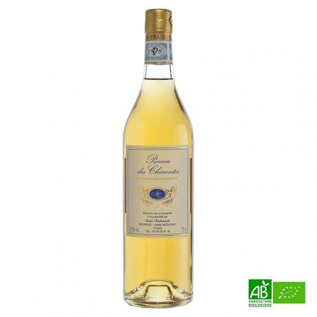 Pineau des Charentes Alain CHADUTAUD Blanc