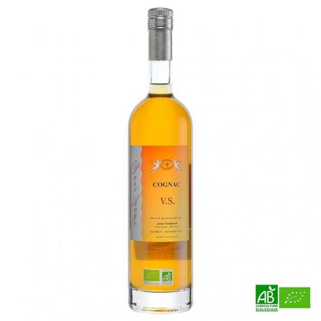 Cognac bio Alain CHADUTAUD Pass'Ange VS
