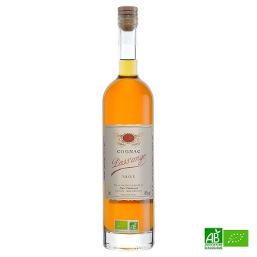 Cognac bio Alain CHADUTAUD Pass'Ange VSOP