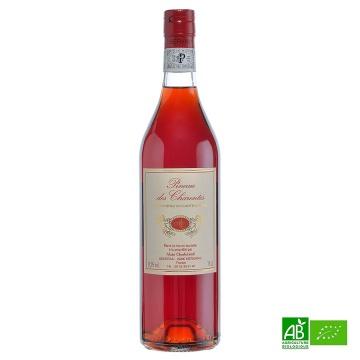 Pineau des Charentes Rosé bio Chadutaud 75cl