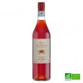 Pineau des Charentes Rosé bio 75cl
