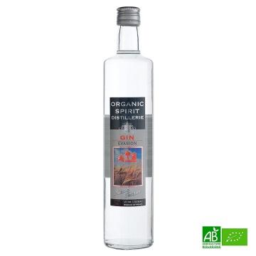Gin bio Evasion 70cl