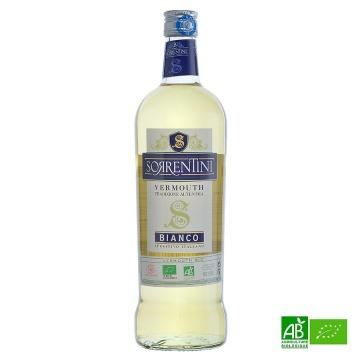 Vermouth bio Blanc