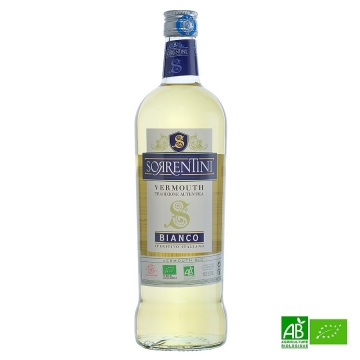 Vermouth Blanc Bio 100cl