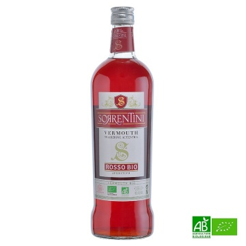 Vermouth Rouge Bio 100cl