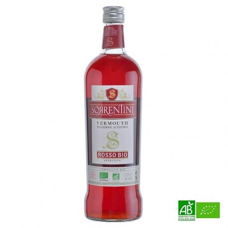 Vermouth bio Rouge