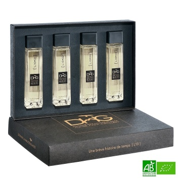 Coffret L10 Whisky bio DHG