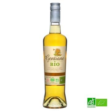 Gentiane Bio / Organic Gentiane 70cl