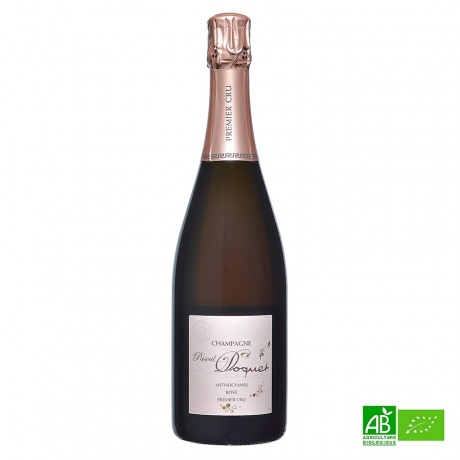 Champagne Rosé Premier cru