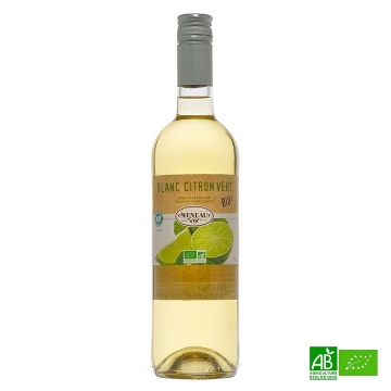 Blanc Citron-Vert