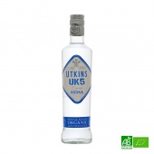 Vodka Bio Utkins Organic 50cl