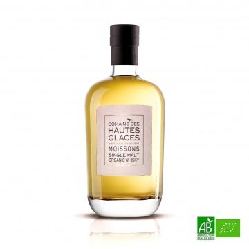 Whisky Bio Domaine des Hautes Glaces Les Moissons