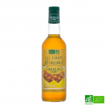 Sirop de canne ANANAS 50cl