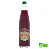 Nectar framboise-fraise bio 75cl