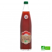 Jus de tomates bio de Marmande 75cl
