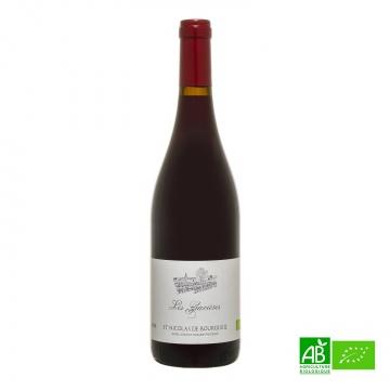 Vin rouge bio Les Gravières 2015 Saint-Nicolas De Bourgueil AOC 75cl