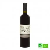 Vin rouge bio Faugères 2017 AOP 75cl