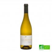 Vin blanc bio sec Chardonnay IGP Stéphane Orieux 75cl