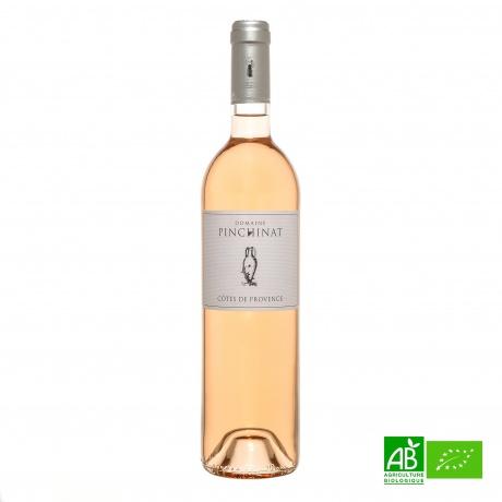 PINCHINAT AOC CÔTES-DE-PROVENCE 2016 Rosé 75cl