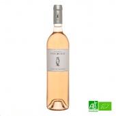 Vin rosé bio Côtes-de-Provence AOC Pinchinat 2016 75cl