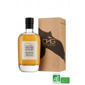 Whisky Bio Domaine des Hautes Glaces - Single Rye 70cl