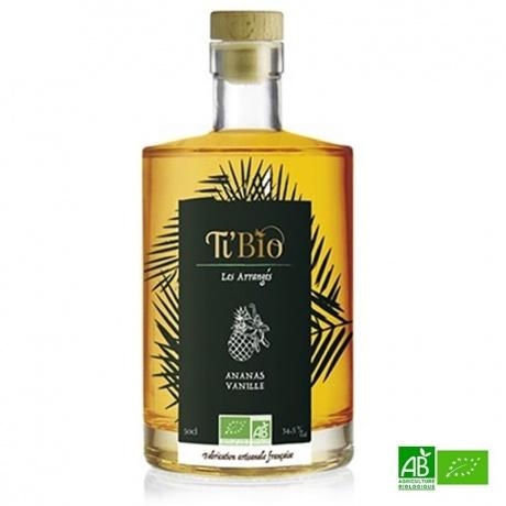 Rhum Arrangé Ananas-Vanille 50cl
