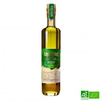 Absinthe bio - BERCLOUX Distillerie 70cl