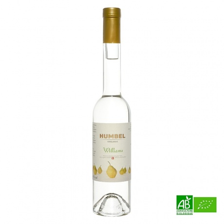 Eau de Vie de Poire Williams bio