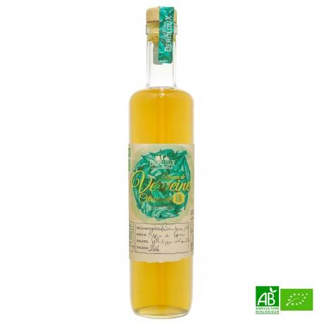 Liqueur de Verveine citronnée bio