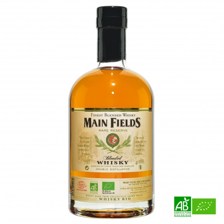 Whisky bio Main Field