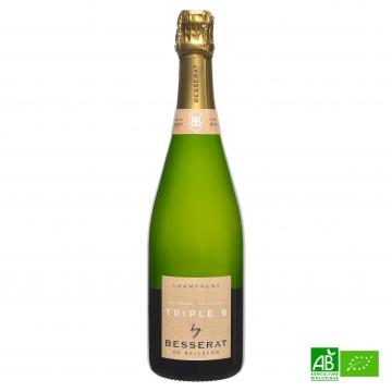 Champagne Bio Triple B Besserat 75cl