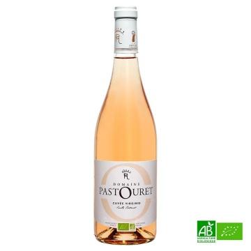 Vin rosé bio Costières de Nîmes rosé bio AOC 2017 75cl