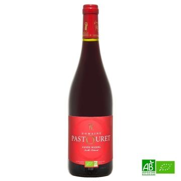 Vin rouge bio Costières de Nîmes AOC 2016 Domaine Pastouret 75cl
