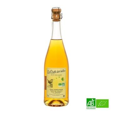 Le Chant des Bulles pétillant de raisin bio sans alcool 75cl