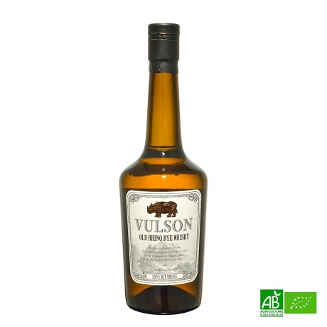 Old Rhino Rye Whisky 70cl