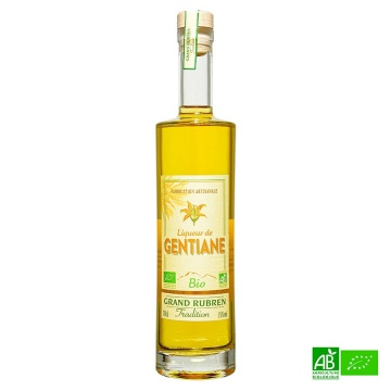 Gentiane Bio Grand Rubren 15%Vol 70cl