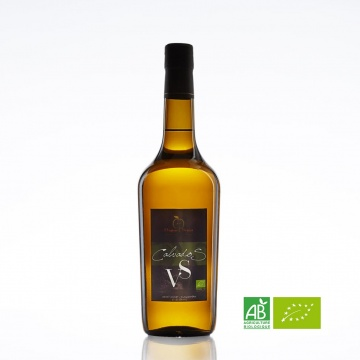 Calvados VS bio Claque Pépin 70cl