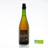 Cidre bouché Bio demi-sec Claque Pépin 75cl 4,5%vol