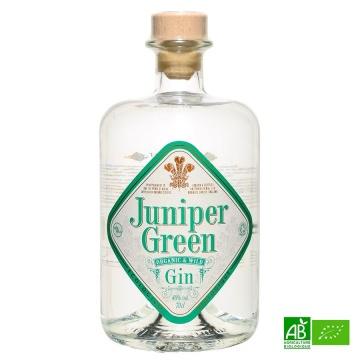 Gin bio Juniper - Organic gin 70cl