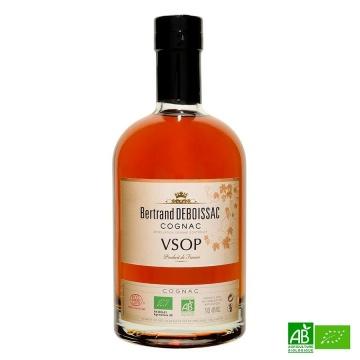 Cognac Bio VSOP Bertrand Deboissac 70cl 40%vol