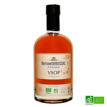 Cognac VSOP bio B. Deboissac 70cl 40%vol