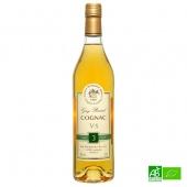 Cognac AOC VS bio 3 ans d'âge Pinard 70cl 40%vol