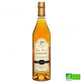 Cognac Napoléon (10 ans) AOC Bio 70cl 40%vol