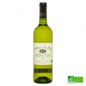 Vin blanc sec bio Bordeaux AOC Château Le Raït 2018 75cl