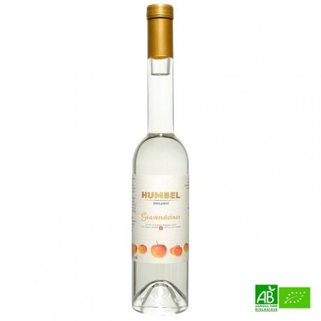 Eau-de-vie de Pomme Bio 40%Vol - 35cl